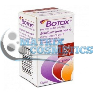 Allergan Botox 50 iu