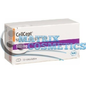 CELLCEPT 500MG