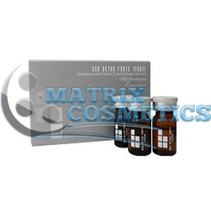 GSH Detox Forte Glutathione Injection